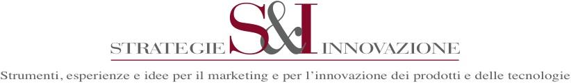 logo completo Strategie & Innovazione