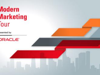 Modern Marketing Tour Oracle