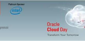 Oracle Cloud Day 2015. Trasforma il tuo domani!