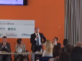 Presidente Cervino Ws il ruolo delle banche 2015-09-09