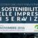 La sostenibilità nelle Imprese di Servizi – 2° Convegno Internazionale Assoreca